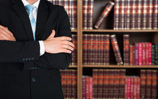Lawyer Crossed Arms